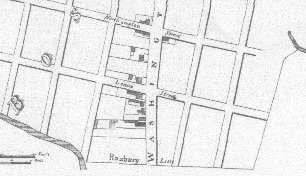 Image Result For Walking Map Of Boston